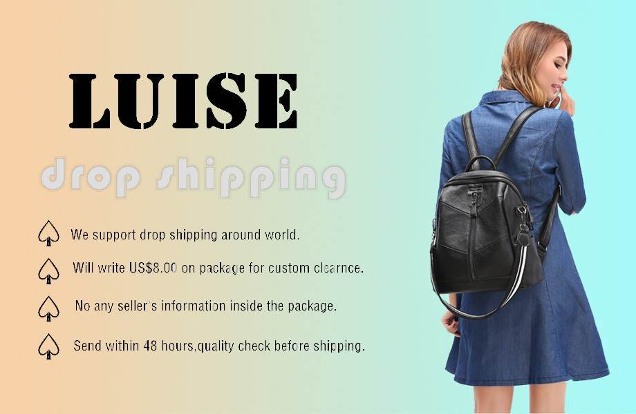LUISE Brand Women s Bag 2018 Fashion Handbag Candy-colored Mobile Phone  Coin Purse Lifestyle Bag Small Convenient Zipper Bags