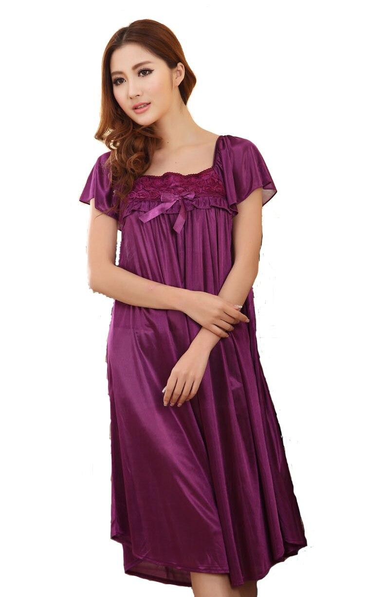 Женские ночные сорочки и