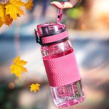 Creative Fruit Juice Infuser Water Bottle 350ml Tritan Plast