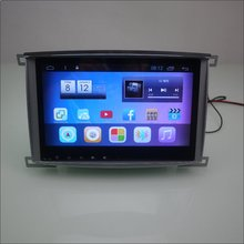 Car Android GPS Navigation System For Toyota Land Cruiser J100 LC100 1998~2007 Radio Audio Video Stereo Multimedia No DVD Player