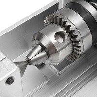 כלי cnc CNC מיני מכונת מחרטה כלי 100W DIY ווד עבודה ווד מחרטה CNC כרסום מכונת ליטוש והברקת לקדוח כלי עם כוח (4)