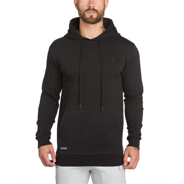 Pocket Long Sleeve Hoodie 2