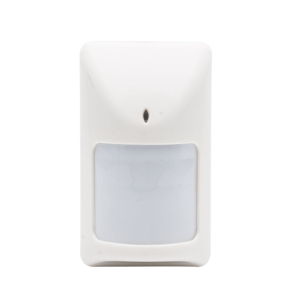 4 Wired PIR Detector Infrared Detector With Anti-Tamper Function Home Burglar Alarm System Sensor Detector wired pir curtain detector for burglar alarm system