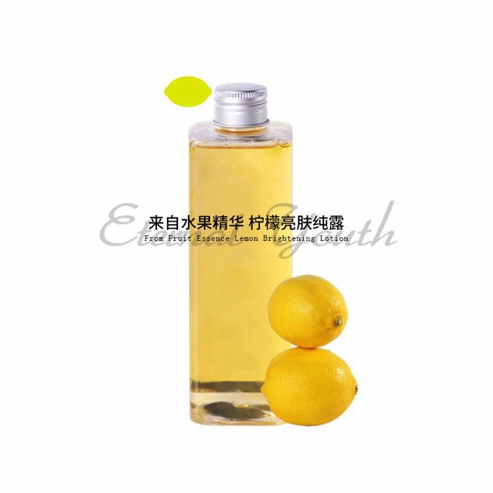 Citron vitamine C VC sérum Pure rosée huile rafraîchissante contrôle Salon taille 1000 ml soins de la peau hydratant