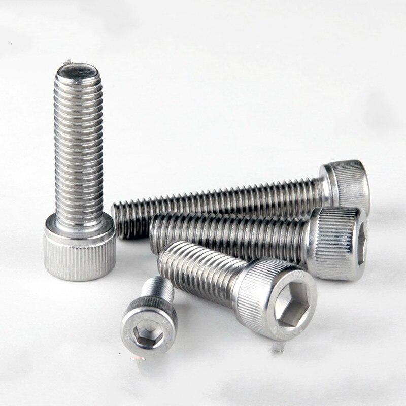 uxcell M10x30mm Hex Head Screw Bolts Fastener Grade 8.8 Carbon Steel Black 5pcs