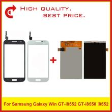 """High Quality 4.7"""" For Samsung Galaxy Win I8550 i8552 LCD Display With Touch Screen Digitizer Sensor Panel"""