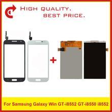 """Pantalla LCD de alta calidad 4,7 """"para Samsung Galaxy Win I8550 i8552 con Panel Sensor de Digitalizador de pantalla táctil"""