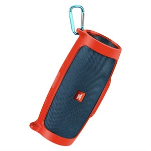 Image 2 - 100% Brand New Silica Gel Travel Silicone Bag Cover Case for JBL Charge 4 Chareg4 Portable Waterproof Wireless Bluetooth Speaker