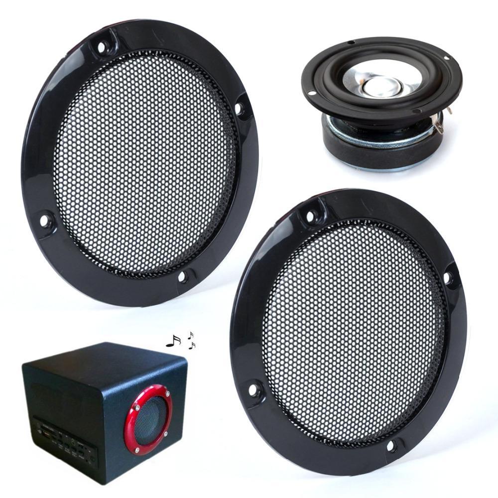 speaker grill mesh