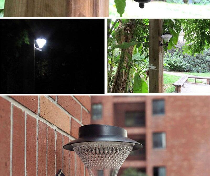 ar livre solar luzes de energia da