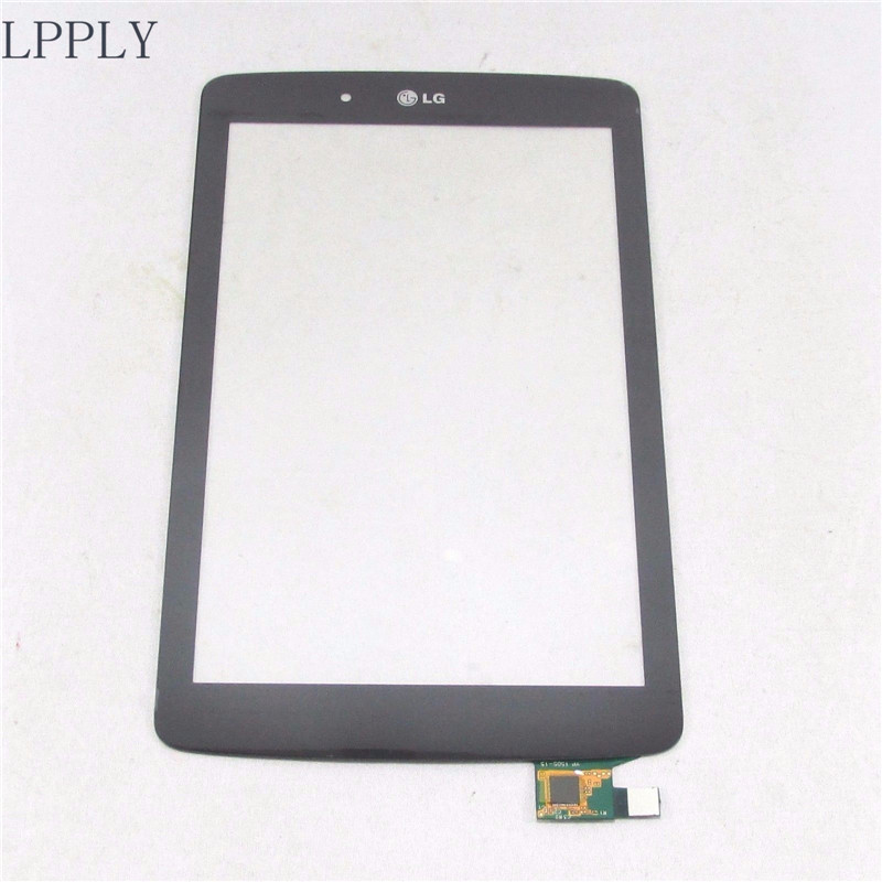 LPPLY New For LG G Pad 7.0 V400 V410 Touch Screen Digitizer Sensor Replacement Parts FREE SHIPPING genuine replacement touch screen digitizer for lg p880 optimus 4x hd black