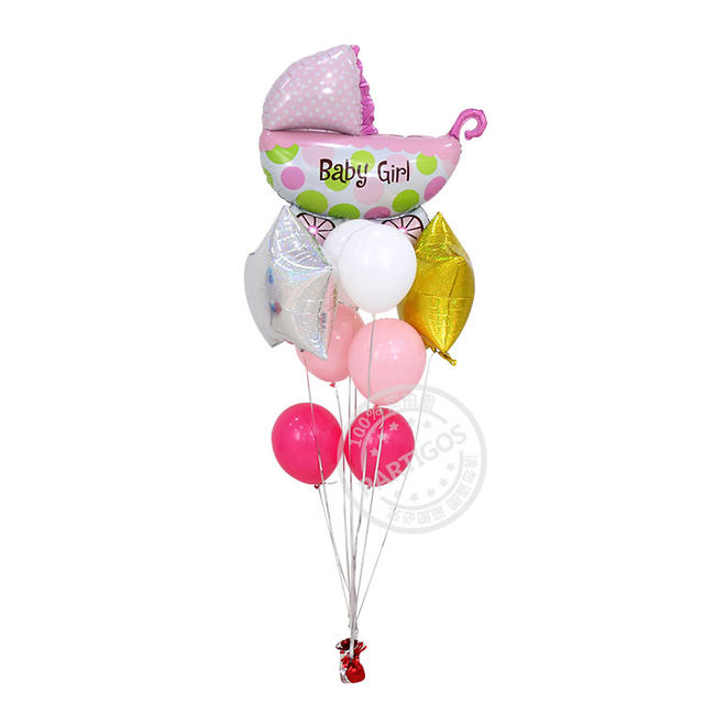 Online Shop 9pcslot Birthday Party Decoration Hero Princess Baby