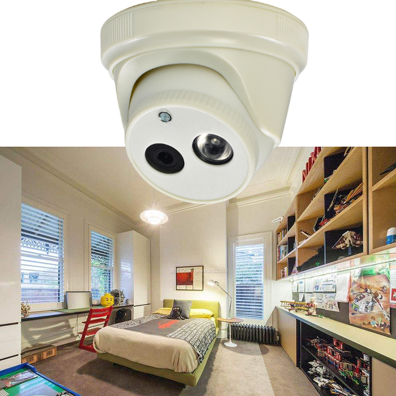 Seven Promise Hd 720p 960p 1080p Dome Ip Camera Infrared Indoor Night Vision Motion Detect Cctv Cmos White Webcam Surveillance seven promise 720p bullet ip camera wifi 1 0mp motion detection outdoor waterproof mini white cctv surveillance security cctv