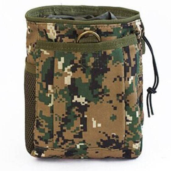 5 NEW US Military 6 Magazine ACU Bandoleer Pouch MOLLE Mag Ammo Pouch