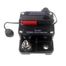 50A 60A 80A 100A 150A 200A 250A 300A усилитель звука для автомобиля автоматический выключатель предохранитель держатель стерео усилитель ремонт