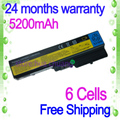 JIGU Black 6 Cells laptop battery FOR LENOVO G550 G555 N500 V450 V460 3000 G430 IdeaPad B460  B550 G430 G450 G455 G530 G555 Y430