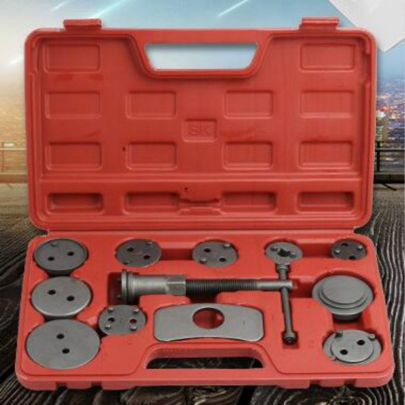 For Auto Repair  Brake Pad Disassembly  Replacement 18-Piece Brake Pump Tool