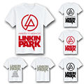 [MASCUBE TEE]Men Custom Tee Exclusive Custom T shirts Linkin Park Legacy Logo T Shirt Design Style Fashion Pattern For Men Women