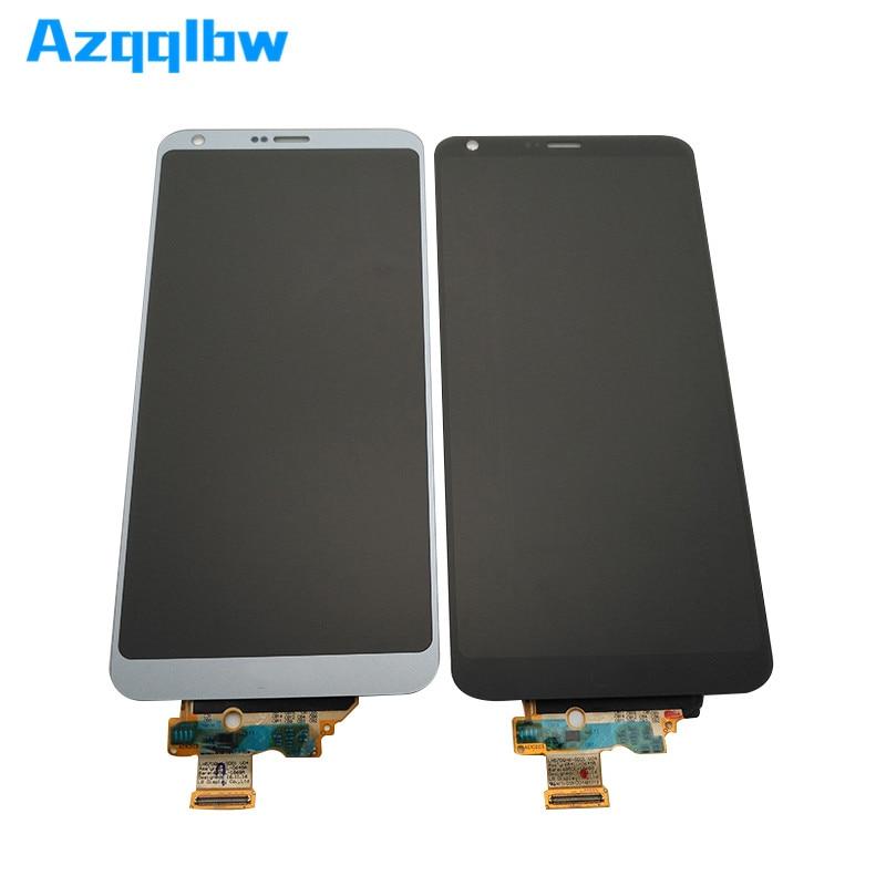 Azqqlbw écran LCD + écran tactile numériseur verre pour LG G6 écran LCD + écran tactile numériseur verre
