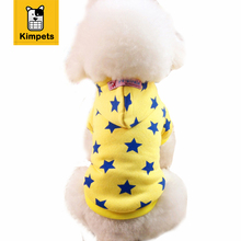 2017 New Pet Dog Cat Sweater Puppy T Shirt Hoodies Coat Clothe pet cheap stars clothes hoodie fleece clothes for cat pet clothes