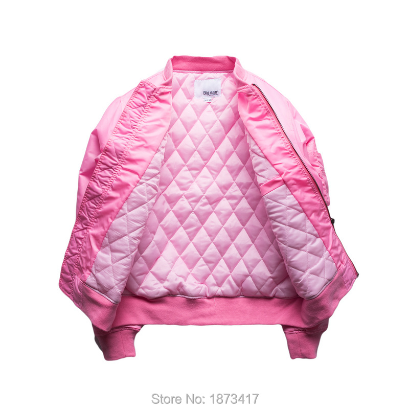 Ma1-Bomber-Jacket-2016-winter-Kanye-West-Yeezus-Tour-Pilot-Anarchy-Outerwear-Men-pink-Kanji-Japanese (2)