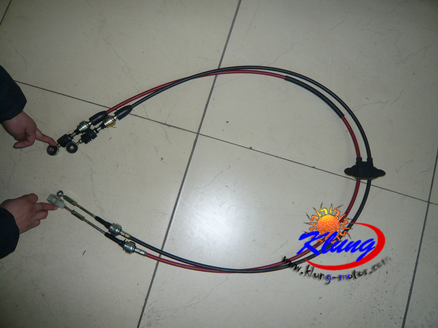 US $80 0 |Klung 1100cc 472 chery engine 1 9M gear shift cable for go kart ,  buggy UTV ,side by side parts-in Shifters from Automobiles & Motorcycles
