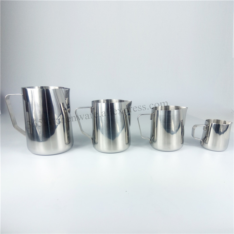 150ML Milk Frothing Pitcher Coffee Milk Steaming Jug For