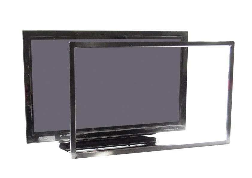 47 pouces infrarouge ir capteur multi écran tactile 6 points infrarouge écran tactile cadre superposition LED tactile TV et tactile kiosque