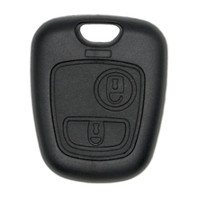WhatsKey Replacement 2 Button Remote Key Shell Fob Cover For Peugeot 206 Partner Expert Boxer Free Shipping