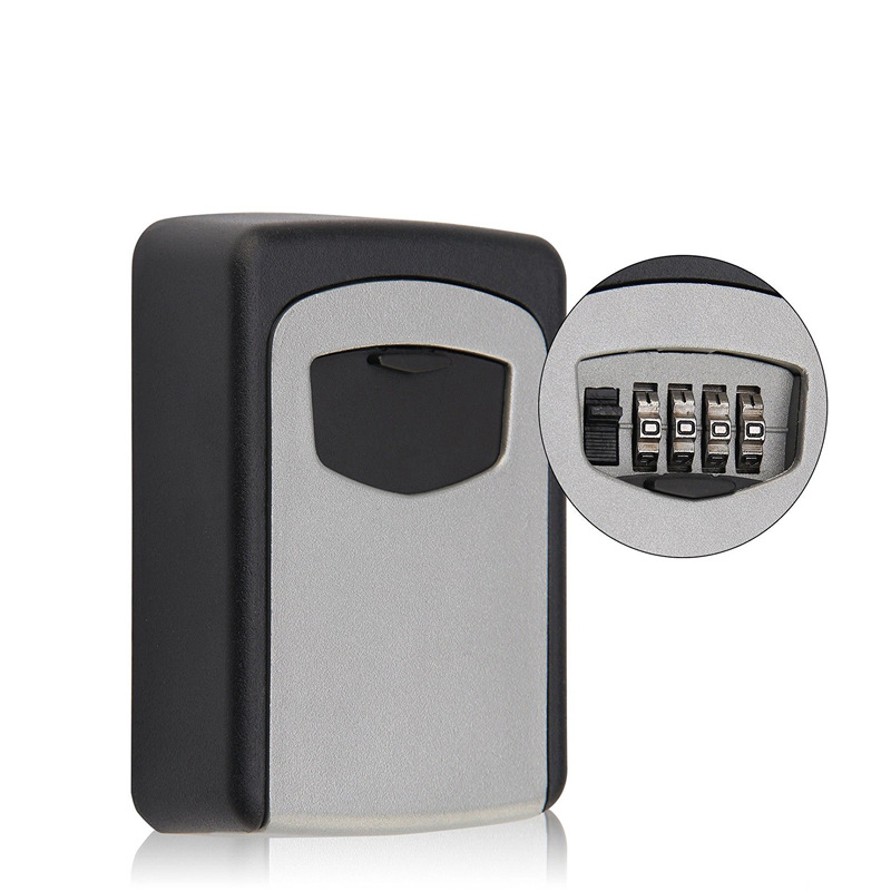 Safe Box Security Secret Stash Key Box Lock Hidden Cash Money Safety Hide Storage Locker Safe Portable Mini Small Safes For Home