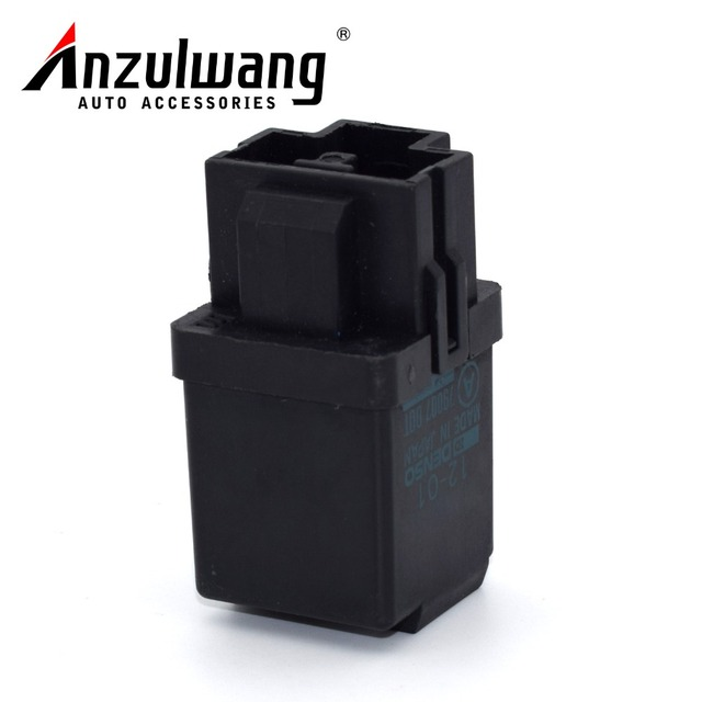 Flasher Relay Turn Signal 81980 12070 166500 0300 For Toyota Starlet Tercel Paseo Previa Coaster Lexus Es300 Gs300 Ls400