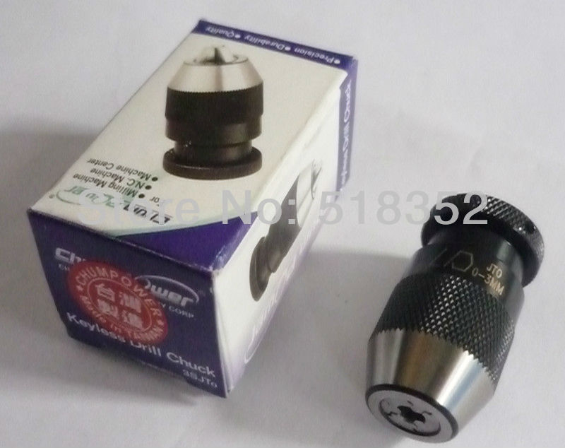 Keyless Drill Chuck for Mr. Dimon EDM Machine, Precision, Durability, Quality