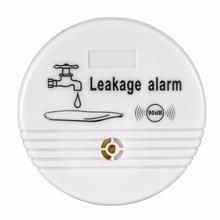 Water Leaks Alarm Security Wireless Water Level Overflow Leakage Alarm Alert Sensor Detector  Washing Machine Drainage Alarm
