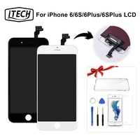LCD Display For IPhone 6 Good Quality Screen Replacement 100 Brand New No Dead Pixel Lcd