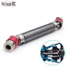 Metal front rear drive shaft Front and rear axle drive shafts 1/12 RC cars accessories For FeiFue FY-03 JJRC Q39 Upgrade parts все цены