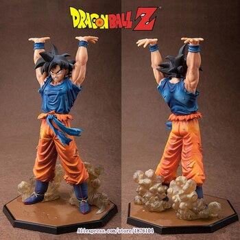 Figura de Son Goku con Genkidama de Dragon Ball Z (16cm) Figuras Merchandising de Dragon Ball