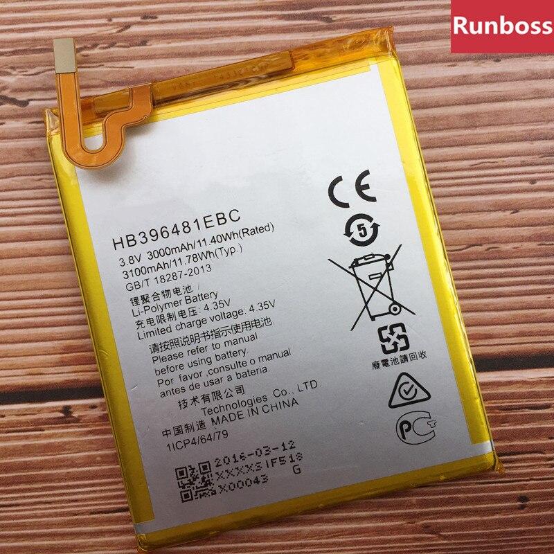 3100mAh HB396481EBC For Huawei Honor 5A CAM-TL00H CAM-TL00 CAM-UL00 Y6II  CAM-L32 CAM-L23 CAML21