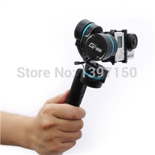 Feiyu Tech FY-G3 Ultra Handheld 3-Axis Brushless Camera Gimbal for Gopro 3/4 Handheld Gimbal or Gopro 3/4