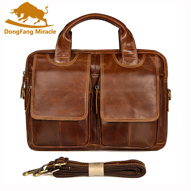 Large Capacity Travel Bags Men Vintage Fashion Laptop Bag Genuine Cow Leather Men's Handbag Cross Body Bags Messenger Bag large capacity travel bags men vintage fashion laptop bag genuine cow leather men s handbag cross body bags messenger bag