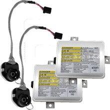 NUOVO 35W D2S D2R OEM HID Faro Allo Xeno Zavorra Unità di Controllo Del Computer W/Accenditore Parte W3T10471 X6T02971 Per honda Acura Mazda 3