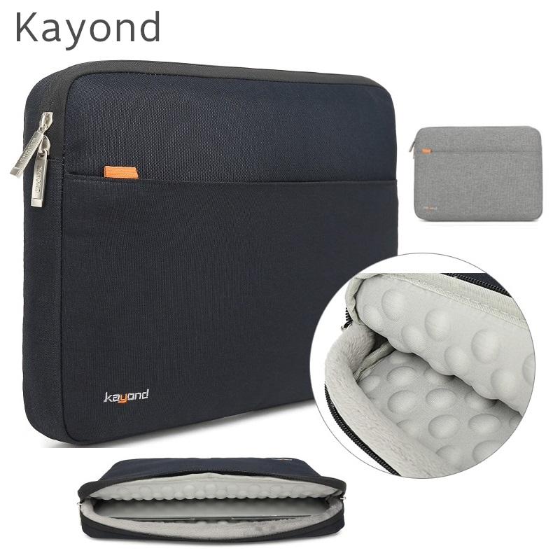 2019 New Brand Kayond Bag For Laptop 13,14,15,15.6 Inch, Shockproof Sleeve Case For Macbook Air Pro 13.3,15.4,Free Drop Shipping