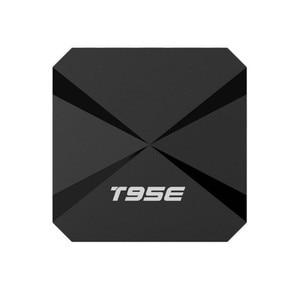 Image 1 - T95E dört çekirdekli RK3229 set top box Android ağ oynatıcı 1G/8G Wifi akıllı TV android kutusu