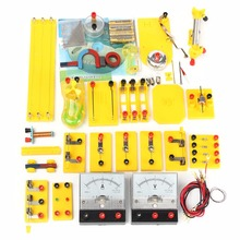 Electricity Physical Experiment Test Lab Science Teaching Equipment For Junior Middle School Student