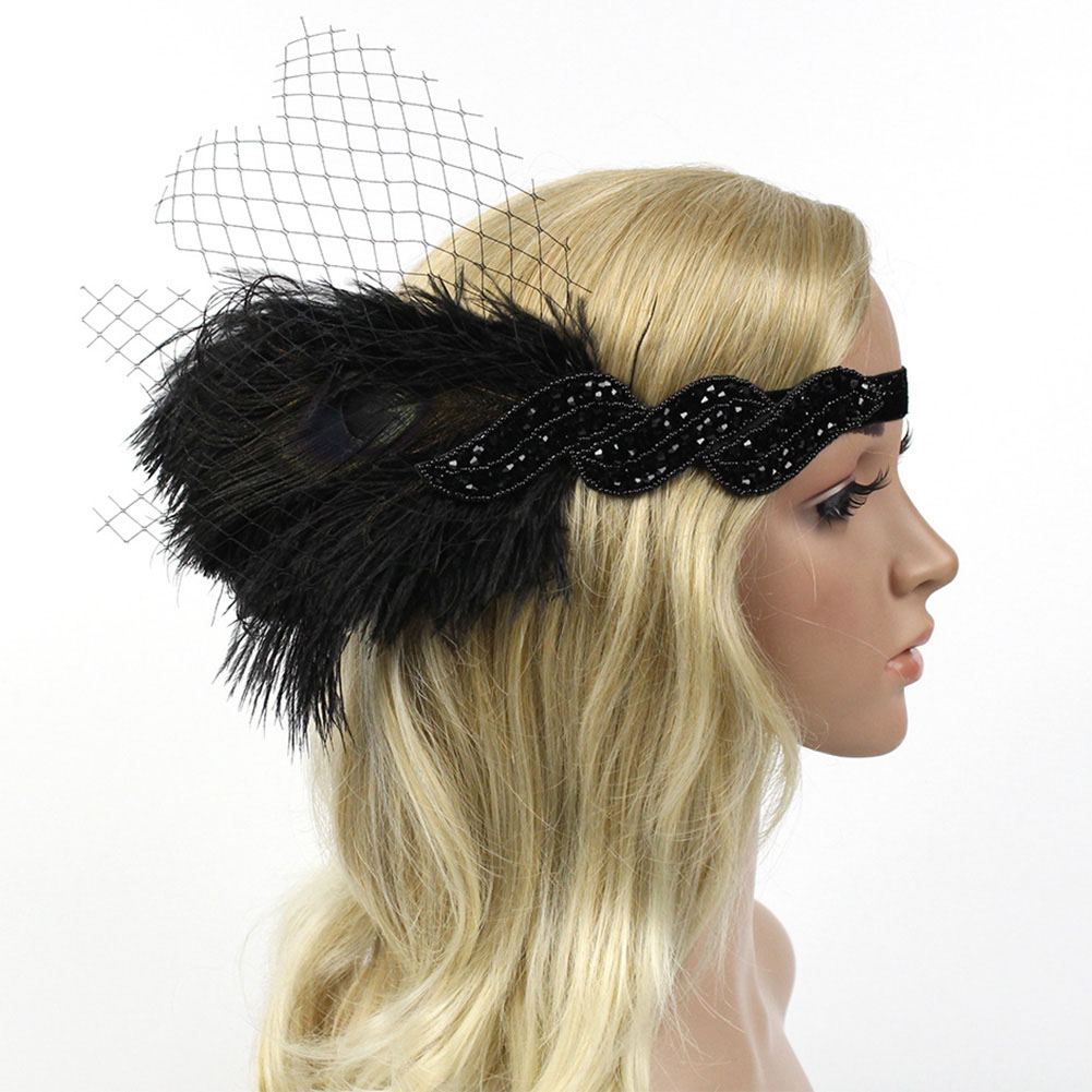 online get cheap bridal hair accessories gatsby -aliexpress