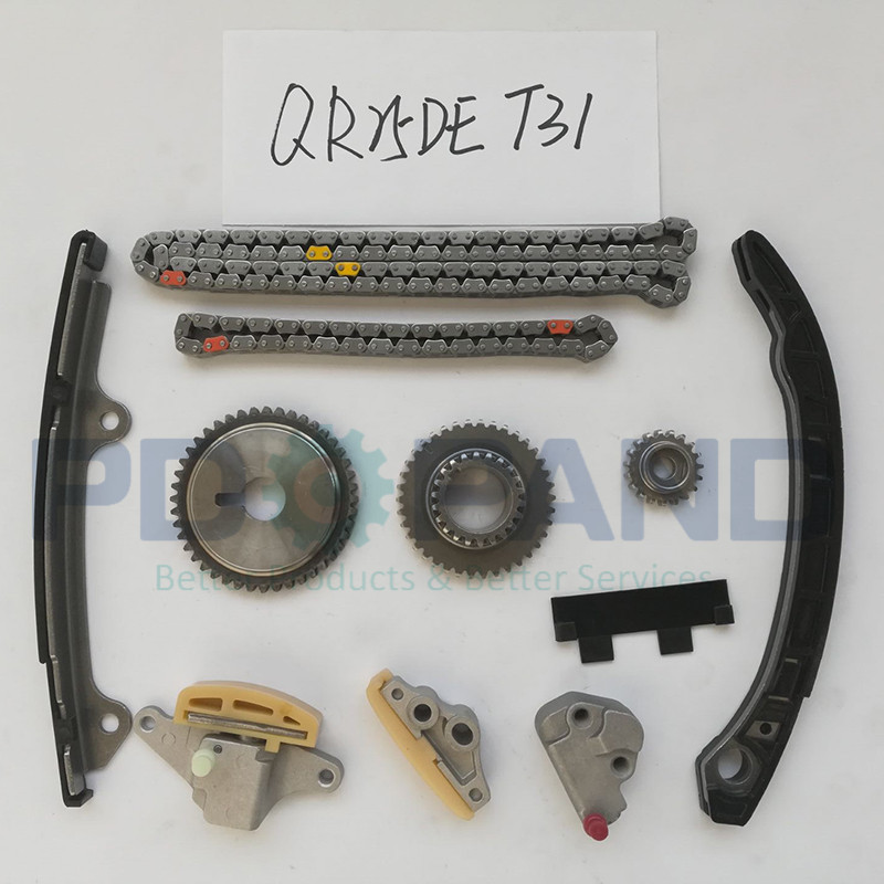 qr25 qr25de engine timing adjusting chain tensioner gear kit nissan x trail  altima frontier