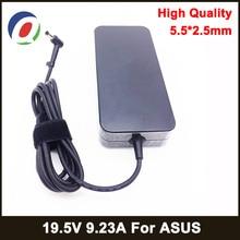 Блок питания QINERN 180 Вт Notbook 19,5 в 9.23A 5,5*2,5 мм, адаптер для ноутбука Asus FX503VM, игровой Notbook, зарядное устройство переменного тока