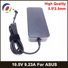 Qinern 180W Notbook Voeding 19.5V 9.23A 5.5*2.5Mm Laptop Adapter Voor Asus FX503VM Serie Gaming notbook Ac Charger