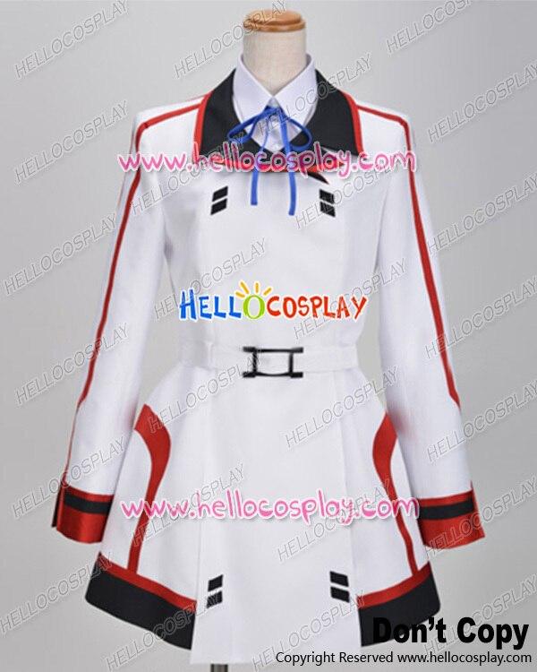 IS Infinite Stratos Cosplay Houki Shinonono Costume School Girl Uniform H008