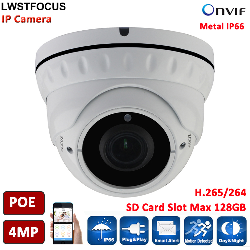 H.265/264 IPC-LWIRDNTS400S 4MP IP Camera 2.8-12mm Varifocal Manual Zoom Lens 4MP IR 30M with SD Card slot POE Network Camera h 265 264 ipc lwirdnts400s 4mp ip camera 2 8 12mm varifocal manual zoom lens 4mp ir 30m with sd card slot poe network camera