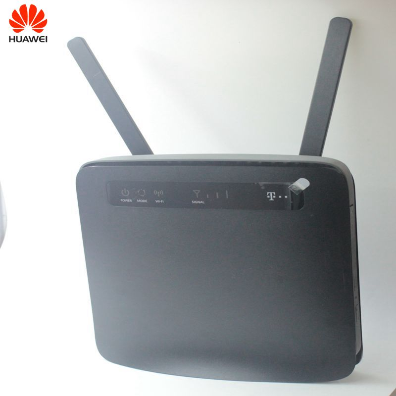 Unlocked Huawei E5186 E5186s-22a E5186s-61a with Antenna 4G LTE CAT6 300Mbps CPE Wireless Router Gateway Hotspot PK B593